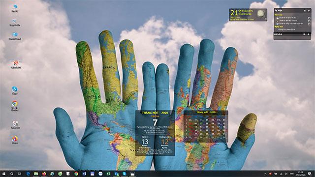 phần mềm lịch việt trên desktop miễn phí hay nhất