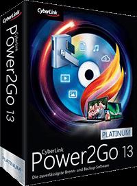 CyberLink Power2Go 13