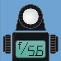 Pocket Light Meter cho iOS