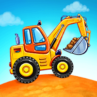 Truck games for kids cho Android