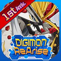 DIGIMON ReArise cho iOS