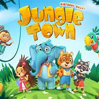 Jungle Town: Birthday Quest