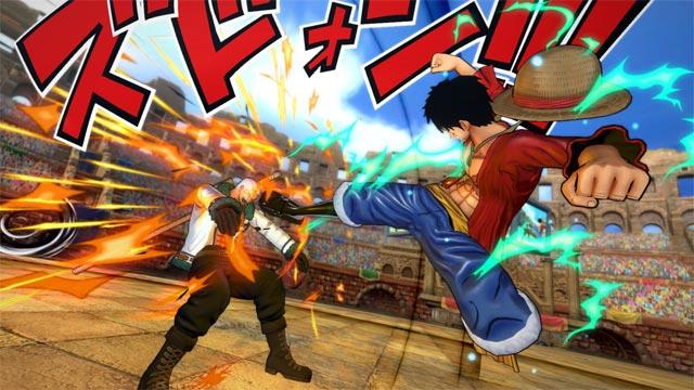One Piece Burning Blood tạo ra 1 cuộc chiến hỗn loạn đúng nghĩa