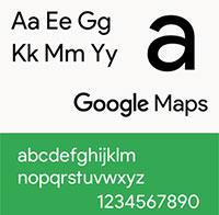 Font Google Sans