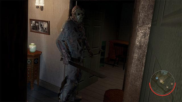 Thử nhiều chiến lược khác nhau để thoát khỏi sự truy đuổi của bóng ma Jason