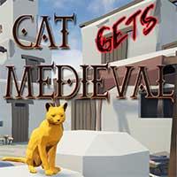 Cat Gets Medieval
