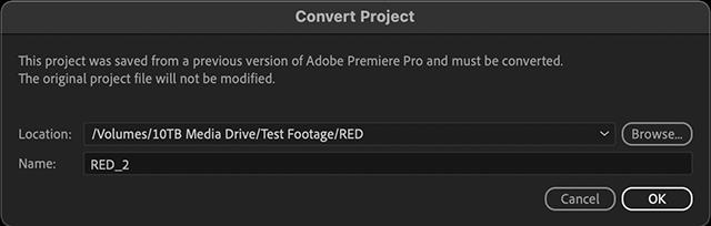 Adobe Premiere Pro CC 2021 là phiên bản mới nhất với giao diện, tính năng mới