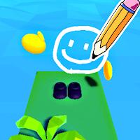 Idle Draw Earth cho iOS
