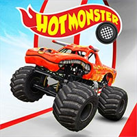 Monster Truck Race Nitro
