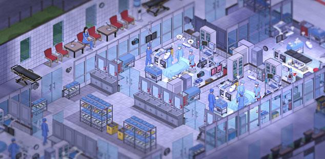 Project Hospital giới thiệu gói Department of Infectious Diseases và nhiều nâng cấp, sửa lỗi khác