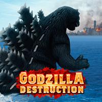 Godzilla Destruction cho iOS
