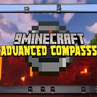 Advanced Compass Mod