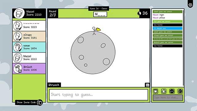 Scribble It là trò chơi hoàn hảo để thể hiện kỹ năng vẽ của bạn