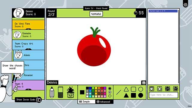 Thêm hỗ trợ độ nhạy khi vẽ khi chơi game trên tablet