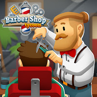 Idle Barber Shop Tycoon cho Android