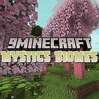 Mystic's Biomes Mod