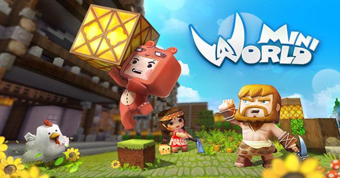 Mini World: CREATA – Hướng dẫn chơi game cơ bản
