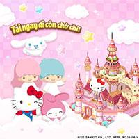 Hello Kitty Công Viên Huyền Ảo cho iOS