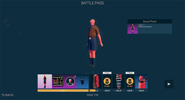 Introduce the Battle Pass with lots of free and premium rewards