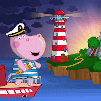 Hippo Adventures: Grandfather's Lighthouse cho Android