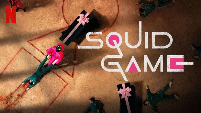 Squid Game * Trò chơi con mực