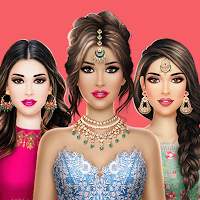 Indian Fashion Dressup Stylist cho Android