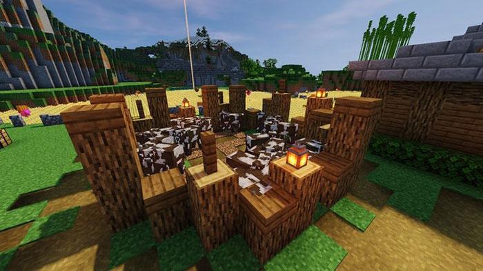 Khi chết, những con bò trong trang trại mang tới thịt bò sống để nấu thành bít tết